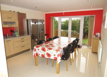 Thumbnail 4 bed property to rent in Brocks Hill Drive, Oadby, Leicester