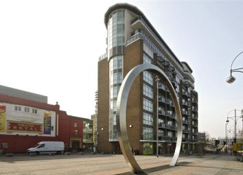 Thumbnail 1 bed flat for sale in Gerry Raffles Square, Stratford, London
