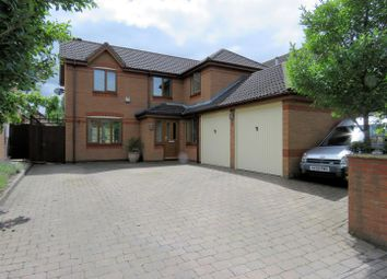 Thumbnail 4 bed detached house for sale in Laker Court, Oldbrook, Milton Keynes