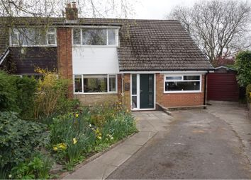 Thumbnail 3 bed semi-detached house for sale in Lower Mead, Egerton, Bolton