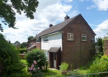 Thumbnail 3 bed semi-detached house for sale in Garbett Road, Winnall, Winchester