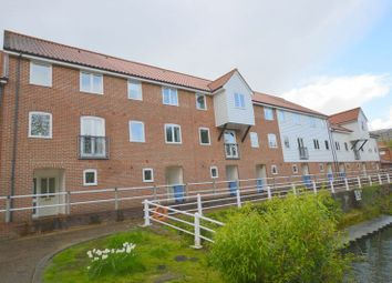 Thumbnail 3 bedroom town house for sale in Bracondale Millgate, Norwich