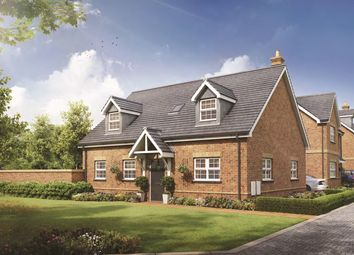 Thumbnail 3 bed detached house for sale in Newbury Lane, Silsoe, Bedfordshire