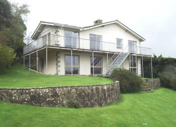 Thumbnail 5 bed detached house for sale in Downside Close, Charmouth, Bridport