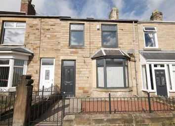 Thumbnail 3 bed terraced house for sale in May Terrace, Langley Park, Durham