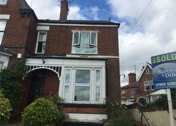 Thumbnail 2 bed flat to rent in Blyth Road, Worksop, Nottinghamshire