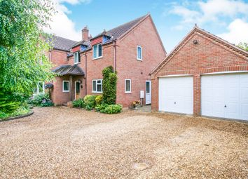 3 bed detached house for sale in Creek Road, March PE15