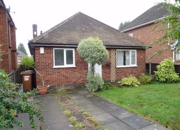 3 bed detached bungalow for sale in Stanley Road, Hinckley LE10