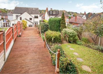 Thumbnail 3 bed semi-detached house for sale in Church Hill Street, Burton-On-Trent