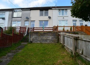 Thumbnail 2 bed terraced house for sale in Llewellyn Street, Gilfach, Bargoed, Caerphilly