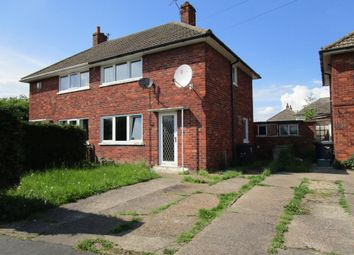 Thumbnail 2 bed semi-detached house for sale in Haynes Close, Thorne, Doncaster