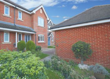 Thumbnail 3 bed semi-detached house for sale in Crowhurst Crescent, Storrington, Pulborough