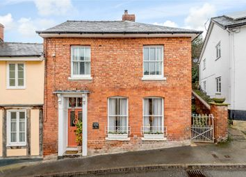 Thumbnail 3 bedroom semi-detached house for sale in Bull Street, Bishops Castle, Shropshire