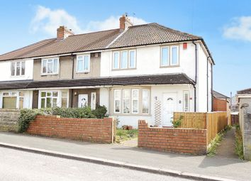 Thumbnail 3 bed end terrace house to rent in Woodyleaze Drive, Hanham, Bristol