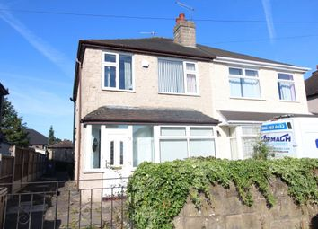 Thumbnail 3 bed semi-detached house for sale in Fairway Road, Tunstall, Stoke-On-Trent