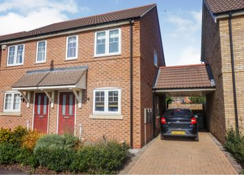 2 bed semi-detached house for sale in Chadwick Way, Coningsby, Lincoln LN4