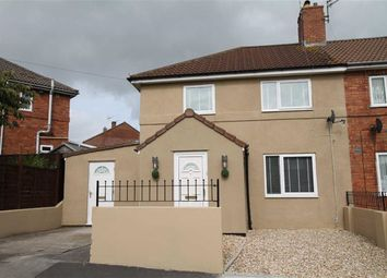 Thumbnail 3 bed semi-detached house for sale in Fairford Road, Shirehampton, Bristol