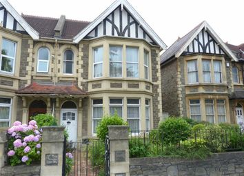 Thumbnail 3 bed semi-detached house for sale in Wells Road, Knowle, Bristol