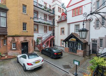 Thumbnail 1 bed flat for sale in Ramsay Garden, Old Town, Edinburgh