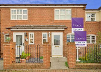 Thumbnail 2 bedroom terraced house for sale in Marlborough Road, Hadley
