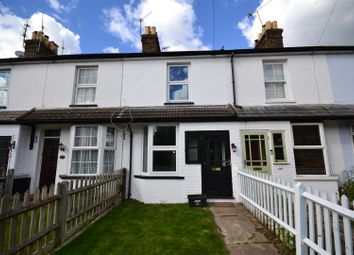 Thumbnail 2 bed terraced house to rent in New Road, Croxley Green, Rickmansworth