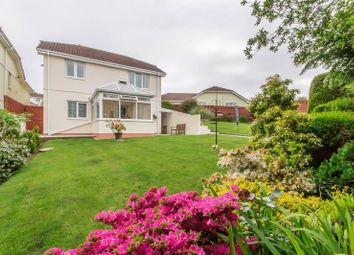 Thumbnail 3 bed detached house for sale in Shires Way, Roche, St. Austell