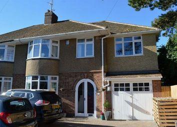 Thumbnail 4 bedroom semi-detached house for sale in Fir Tree Walk, Westone, Northampton