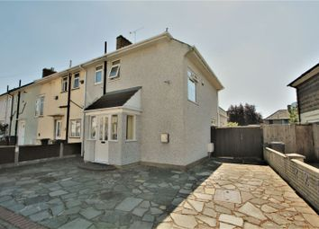 Thumbnail 2 bed end terrace house for sale in Lichfield Road, Dagenham
