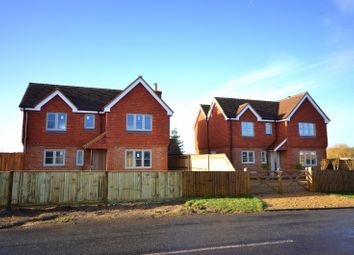 Thumbnail 4 bed detached house for sale in Dunsfold Road, Alfold, Cranleigh