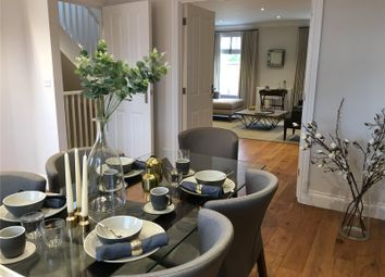 Thumbnail 3 bedroom town house for sale in St Georges Place, Sprowston, Norfolk