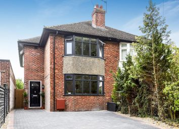 Thumbnail 4 bed semi-detached house for sale in Sandhills, Oxford