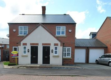 Thumbnail 2 bed semi-detached house for sale in Dickins Meadow, Wem, Shrewsbury