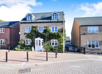 Thumbnail 5 bed detached house for sale in Ocean Drive, Warsop, Mansfield, Nottinghamshire