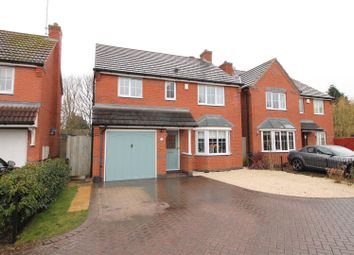 Thumbnail 4 bed detached house for sale in Iron Duke Close, Daventry