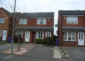 Thumbnail 2 bed semi-detached house to rent in Granary Way, Liverpool
