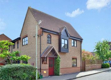 Thumbnail 3 bed end terrace house to rent in Thresher Close, Bishop's Stortford, Hertfordshire