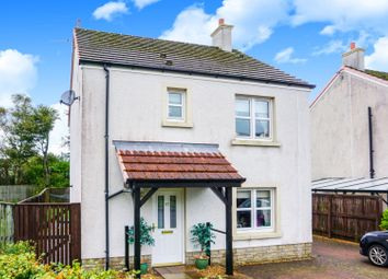 Thumbnail 3 bed detached house for sale in Donald Wynd, Largs