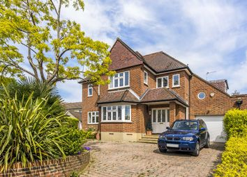 Thumbnail 5 bed property to rent in Burghley Avenue, New Malden
