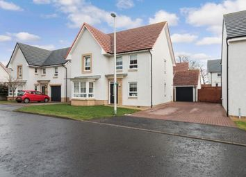 Thumbnail 5 bedroom detached house for sale in Fairfield Park, Monkton, South Ayrshire, Scotland