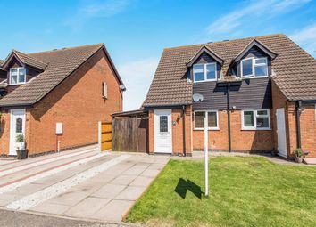 Thumbnail 2 bed semi-detached house for sale in Haff Close, Swineshead, Boston
