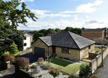 Thumbnail 3 bed detached bungalow for sale in Butternab Road, Huddersfield
