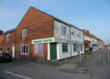 Thumbnail 2 bed maisonette for sale in Heath Road, Holmewood, Chesterfield