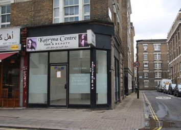 Thumbnail Retail premises to let in Bell Street, Marylebone