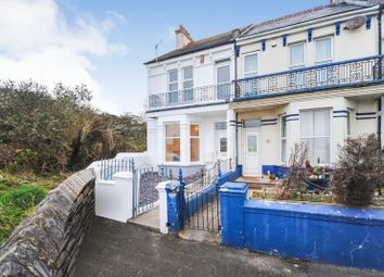 Thumbnail 3 bed end terrace house to rent in Third Avenue, Stoke, Plymouth