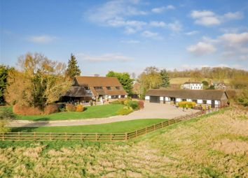 Thumbnail 4 bed detached house for sale in Brinsop Barn, Stretton Grandison, Ledbury