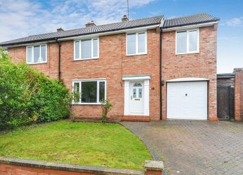 Thumbnail 4 bed semi-detached house for sale in Icknield Close, Wendover, Aylesbury