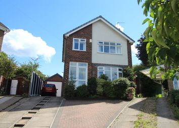 Thumbnail 4 bedroom detached house for sale in Moorland Avenue, Stapleford, Nottingham