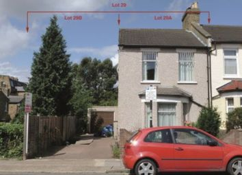 Thumbnail 3 bed end terrace house for sale in Charlmont Road, London