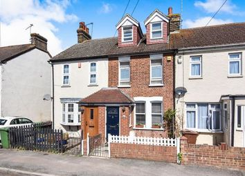 Thumbnail 3 bed terraced house for sale in Stanford-Le-Hope, Essex, .