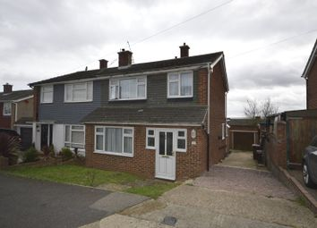4 bed semi-detached house for sale in Linton Dann Close, Hoo, Rochester, Kent ME3